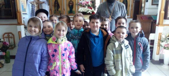 30 апреля в Александровском детском саду состоялся Пасхальный концерт